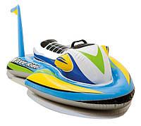 Детский надувной скутер для плавания Intex 57520