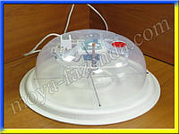 Инкубатор Мини (с электронным терморегулятором, на 24 куриных яиц)