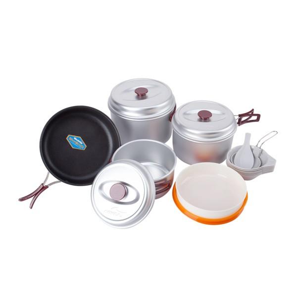 Набор туристической посуды Kovea Silver 78 KSK-WY78