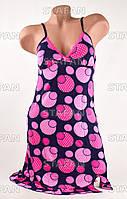 Женская ночная рубашка Турция. PinkSecret 019 L. Размер 46-48.