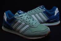 Adidas женские мятные кроссовки