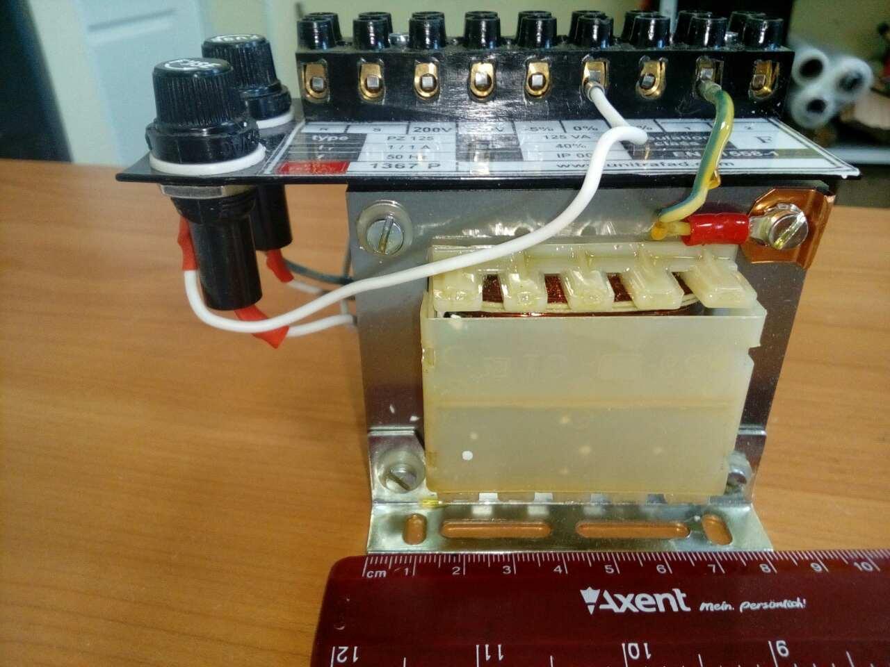 Пускозащитный трансформатор ПЗ для тельфера Болгарский