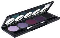 Тени (палитра) True Color Pallete Eye Shadow Flormar