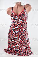 Женская ночная рубашка Турция. PinkSecret 015 L. Размер 46-48.