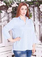Стильная летняя рубашка №1900