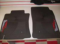 Toyota Tacoma 2005-11 коврики резиновые передние TRD OFF ROAD Новые Оригинальные