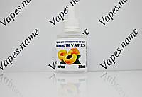 Жидкость для электронных сигарет 30мл, 1.8%, Абрикос, Украина
