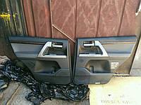 Дверные карты комплект Toyota Land Cruiser 200 , фото 1