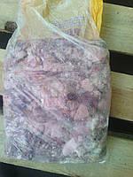 Обрезь говяжья сухой заморозки (расфасована по 2 кг в вакумной упаковке)