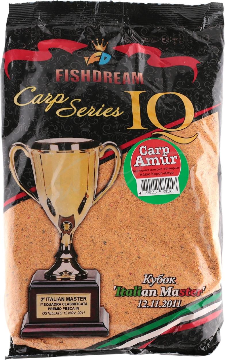 Прикормка FishDream IQ Карп-Амур