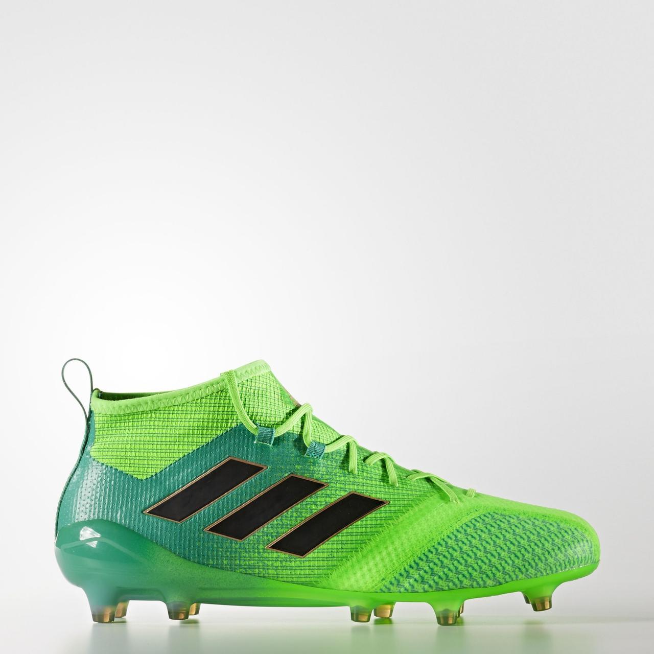 Футбольные бутсы Adidas Performance Ace 17.1 Primeknit FG (Артикул  BB5961) 8262ad4d530