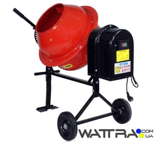 ⭐ Растворомешалка FORTE EW3070P - 70 л / 375 Вт (бетономішалка)