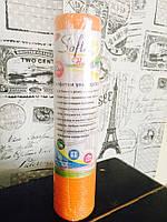 Салфетки универсальные в рулоне 30*20 см 50шт сетка Beauty вискоза+полиэстер с перфорацией
