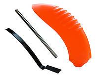 Тормоз оранжевый для самоката Micro Mini Sporty