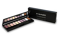 Палитра теней для век  MAC 10 Colors Eyeshadow