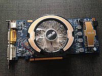 ВИДЕОКАРТА Pci-E NVIDIA GEFORCE EN 8800 GS на 384 MB с ГАРАНТИЕЙ ( видеоадаптер 8800gs 384mb  )