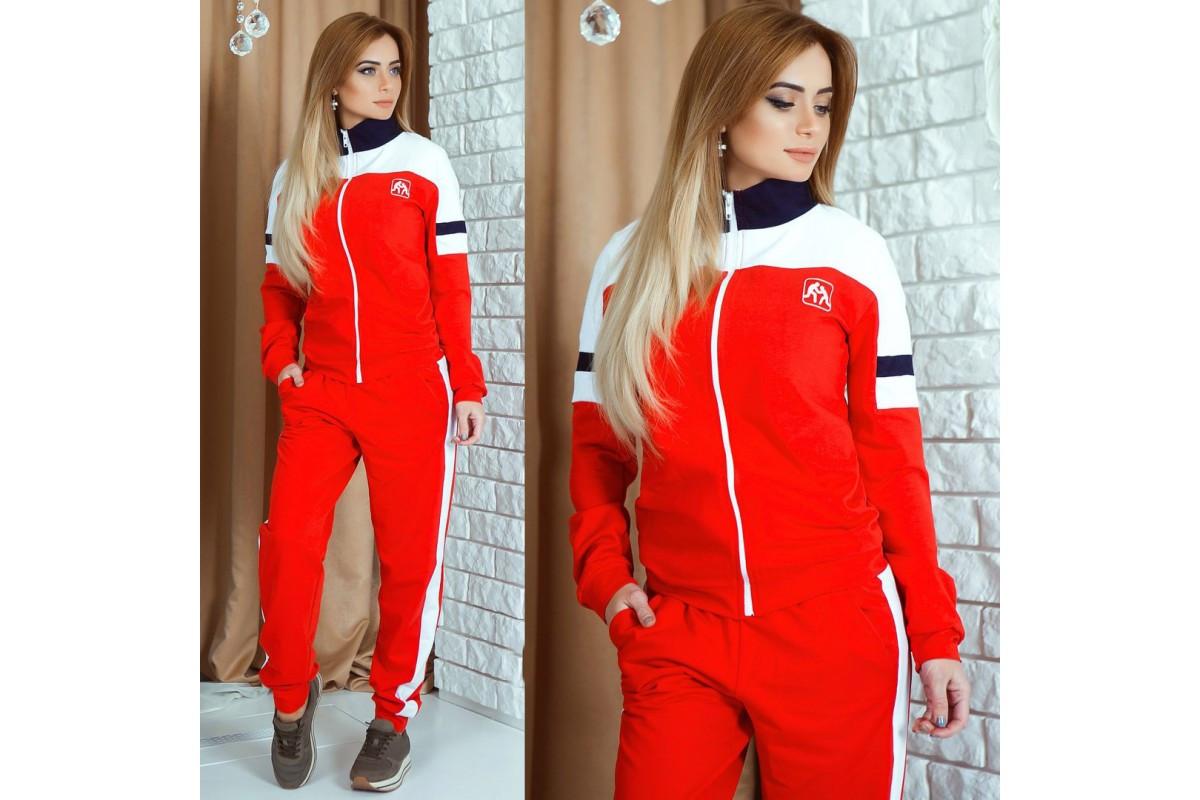 Спортивный костюм двунитка Турция с м л