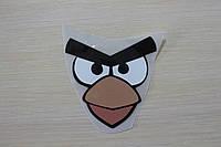 Наклейка на ткань Angry birds