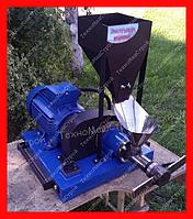 Экструдер зерновой ЭГК-30 (Рабочая часть+шкивы+станина+ремни)