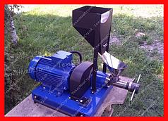 Экструдер зерновой ЭГК-30 (с однофазным двигателем 4кв./1000 об./мин.) - ВЕСЬ КОМПЛЕКТ