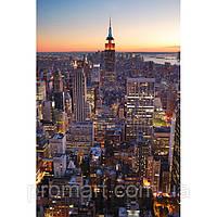 Фотокартина на холсте Нью-Йорк. Манхэттен