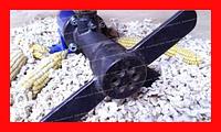 Экструдер ЭТК — 30 (раб. Часть + шкивы для двигателя 3000 об/мин)