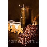Фотокартина на холсте Кофе. Зерна. Кофемолка, фото 1