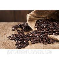 Фотокартина на холсте Кофейные зерна в мешке, фото 1
