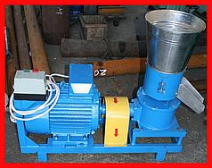 Гранулятор топливных пеллет 380 В, 11 кВт. (матрица 200 мм.)(Винница)