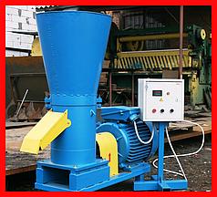 Гранулятор топливных пеллет 380 В, 22 кВт. (матрица 280 мм.)(Винница)