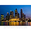 Фотокартина на холсте Сингапур