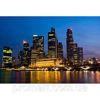 Фотокартина на холсте Сингапур, фото 1