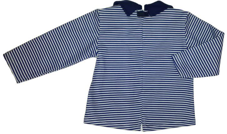 Костюм весенний трикотажный на мальчика  (реглан+штаны) голубой размер 68 74 80, фото 2