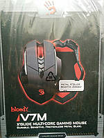 Мишка A4Tech Bloody V7M Black