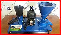 Гранулятор+измельчитель корма ГКМ-100+ (c 3-фазным двиг.)