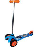 Скутер детский лицензионный - Hot Wheels (3-колёсный), Kiddieland