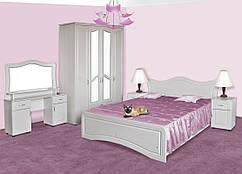 Кровать «Ангелина»  Пехотин