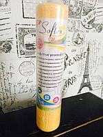 Салфетки универсальные в рулоне 30*20 см 50шт гладкие Beauty вискоза+полиэстер с перфорацией