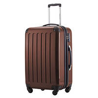 Дорожный чемодан Hauptstadtkoffer Alex Midi коричневый