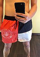 "Мужские шорты ""Tommy Hilfiger ""  №1074-49 , фото 1"