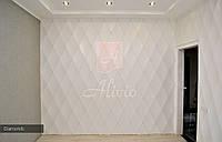 Стеновые панели из гипса 3D Серия Diamonds