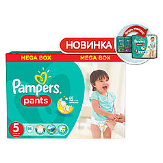 Трусики Pampers Pants Размер 5 (Junior) 12-18 кг, 96 шт