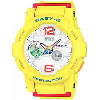 Часы Casio BABY-G BGA-180 yellow