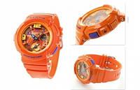 Часы Casio BABY-G BGA-180 orange