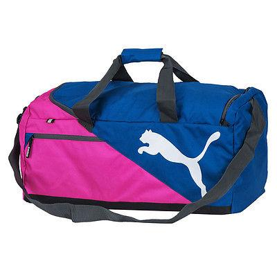 Спортивная сумка PUMA  Fundamentals Sports Bag M (073395 12)