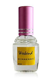 Женская туалетная вода с феромоном  Burberry Weekend for Women (Барбери Викенд фо Вумен), 12 мл