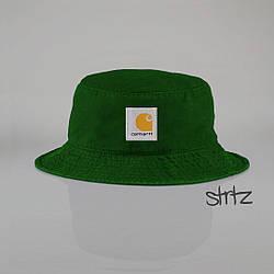 Панамка Carhartt зеленая