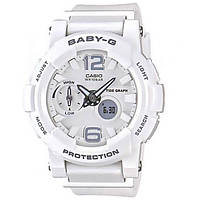 Часы Casio BABY-G BGA-180 white