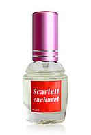 Женская туалетная вода с феромоном  Cacharel Scarlett (Кашарель Скарлет) 12 мл