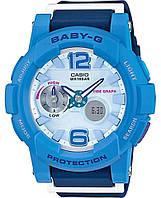 Часы Casio BABY-G BGA-180 blue
